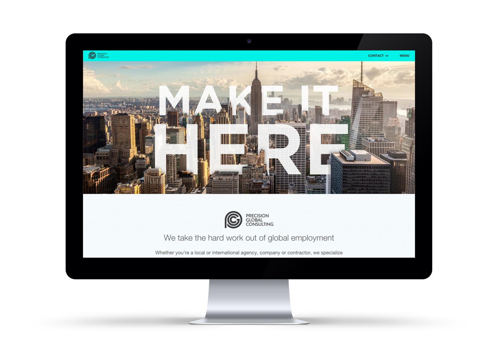 Global Website