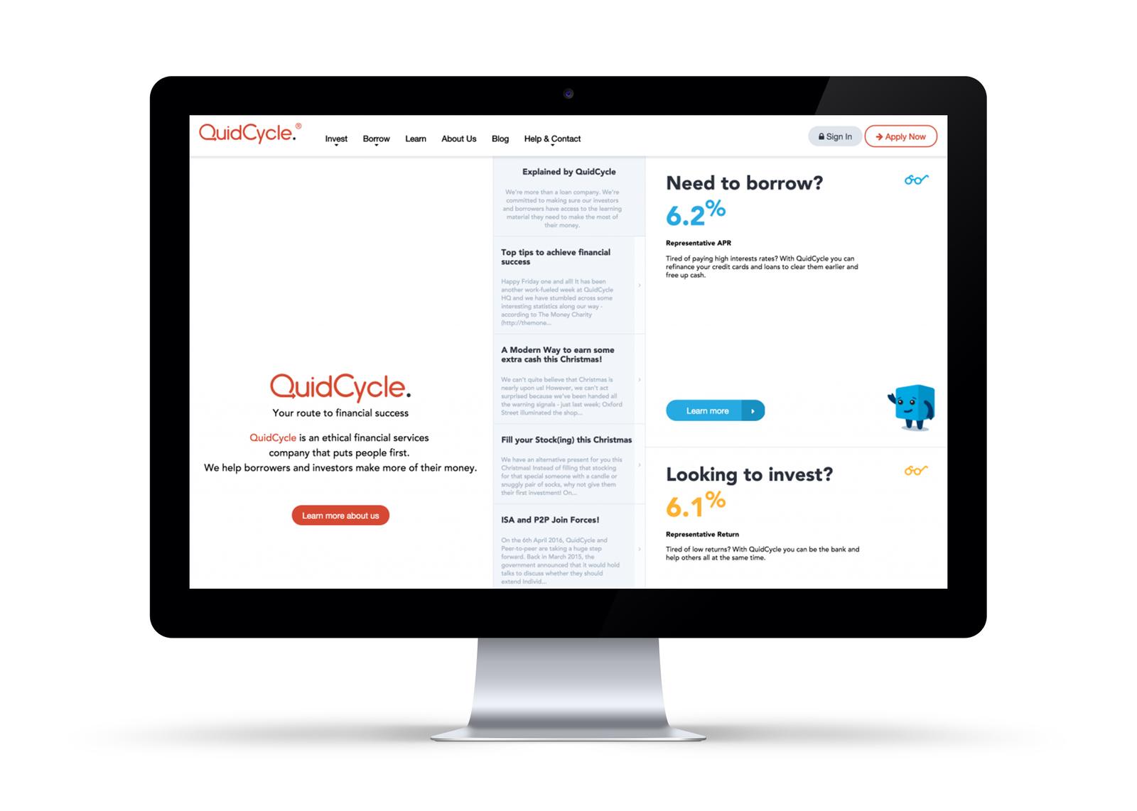 Quid Website