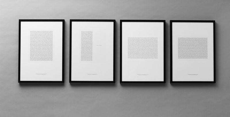 1000 words frames