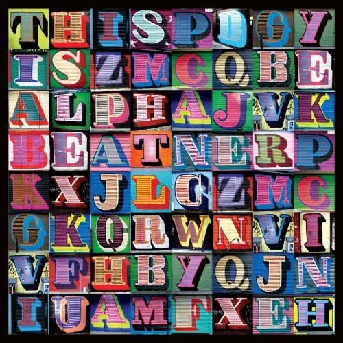 Alphabeat 2008 this is alphabeat australian import cd
