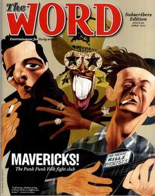 The Word Magazine Bootsy Collins
